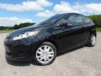 2012 FORD FIESTA 1.4 EDGE 3d AUTO 96 BHP £6500.00