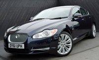 2011 JAGUAR XF 3.0d V6 PREMIUM LUXURY SALOON AUTO 240 BHP £13990.00