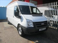 2011 FORD TRANSIT 2.4 DUAL COMPARTMENT FRIDGE FREEZER 115PS £9995.00