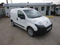2014 FIAT FIORINO 1.2 16V MULTIJET 75 BHP £5495.00