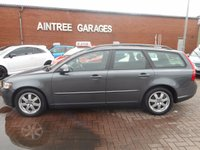 2010 VOLVO V50 1.6 D DRIVE S 5d 109 BHP £3990.00