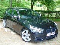 2012 BMW 1 SERIES 2.0 118D M SPORT 5d 141 BHP £13000.00