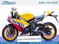 2014 HONDA CBR1000RR FIREBLADE RR-E REPSOL £8894.00
