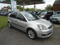 2006 FORD FIESTA 1.2 STYLE 16V 5d 78 BHP £2495.00
