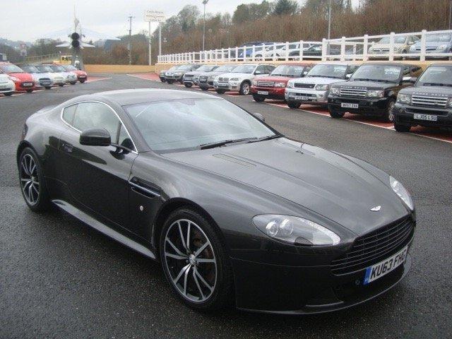 Aston Martin V8 Vantage V8 Vantage S Sp10 Speial Edition