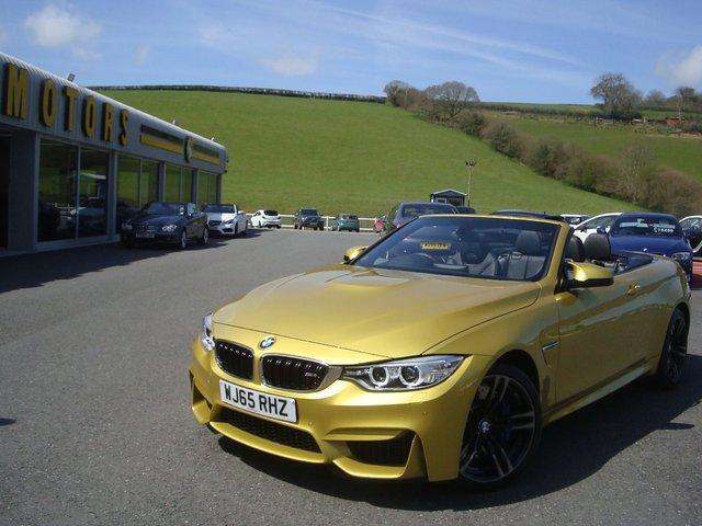 2016 BMW M4 M4 CABRIOLET 3.0 T DCT