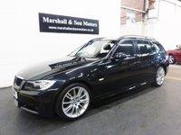 2006 BMW 3 SERIES 2.0 318I M SPORT TOURING 5d 128 BHP £5799.00