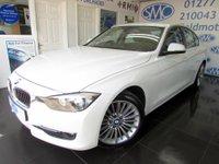 2013 BMW 3 SERIES 2.0 320D LUXURY 4d AUTO 184 BHP (start/stop) £16000.00