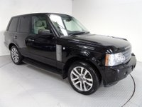 2009 LAND ROVER RANGE ROVER 3.6 TDV8 WESTMINSTER 5d AUTO 272 BHP £19500.00