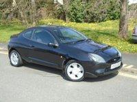 1999 FORD PUMA 1.7 16V 3d 123 BHP £595.00