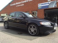 2011 VOLVO S40 1.6 DRIVE SE S/S 4d 113 BHP £9000.00