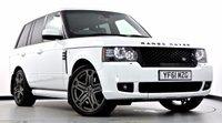 2011 LAND ROVER RANGE ROVER 4.4 TD V8 Vogue 5dr Auto  £35995.00