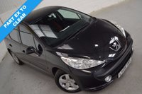 USED 2009 09 PEUGEOT 207 1.4 VERVE HDI 5d 69 BHP