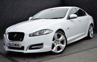 2013 JAGUAR XF 3.0d V6 'S' PREMIUM LUXURY SALOON AUTO 275 BHP £24490.00