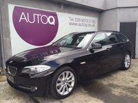 2012 BMW 5 SERIES 2.0 520D SE TOURING 5d 181 BHP £13995.00