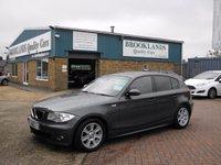 2005 BMW 1 SERIES 2.0 120D SPORT 5d AUTO 161 BHP £4995.00