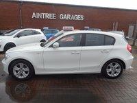 2010 BMW 1 SERIES 2.0 118D SE 5d 141 BHP £6990.00