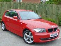 2009 BMW 1 SERIES 2.0 116I SPORT 3d £8395.00