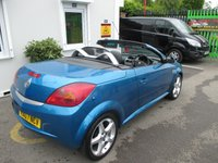2007 VAUXHALL TIGRA 1.4 EXCLUSIV 16V 90 BHP, AIR CON, FULL LEATHER, HEATED SEATS, EXCELLENT    PX BARGAIN  !!! £SOLD