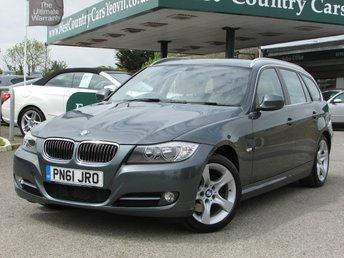 2011 BMW 3 SERIES 2.0 318D EXCLUSIVE EDITION TOURING 5d 141 BHP £10000.00