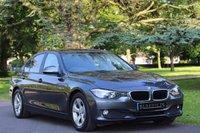 2012 BMW 3 SERIES 2.0 320D EFFICIENTDYNAMICS 4d 161 BHP £12225.00