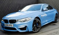 2015 BMW M4 COUPE DCT AUTO WITH DRIVELOGIC 431 BHP £46990.00