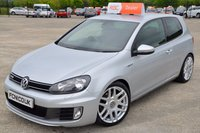 2010 VOLKSWAGEN GOLF 2.0 GTD TDI DSG 3d AUTO 170 BHP £10000.00
