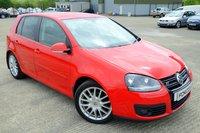 2008 VOLKSWAGEN GOLF 2.0 GT TDI 5dr 140 BHP £5500.00