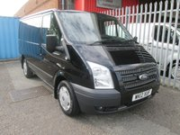 2012 FORD TRANSIT 280 TREND SWB Low roof 125PS *AIR CON* £8995.00