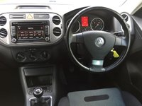 USED 2009 09 VOLKSWAGEN TIGUAN 2.0 SPORT TDI 5d 138 BHP Reflex Silver, Alloy Wheels