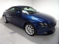 2011 AUDI TT 2.0 TDI QUATTRO SPORT 2d 170 BHP £12700.00