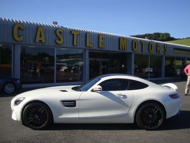 2016 MERCEDES-BENZ AMG GTS AMG GTS Coupe