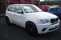 2012 BMW X5 3.0 XDRIVE40D M SPORT 5d AUTO 302 BHP £24950.00