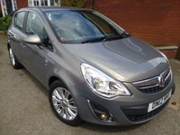 2012 VAUXHALL CORSA 1.2 SE 5d 83 BHP Cruise, Heated Seats, Heated Steering Wheel £5315.00