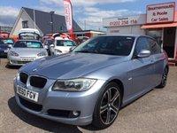 2010 BMW 3 SERIES 2.0 320D EFFICIENTDYNAMICS 4d 161 BHP £8695.00