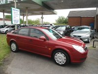 2007 VAUXHALL VECTRA 1.8 VVT LIFE 5d 140 BHP £2495.00