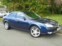 2006 FORD MONDEO 2.0 TITANIUM TDCI 5d 130 BHP £3250.00