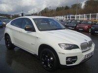 2012 BMW X6 3.0 XDRIVE40D 4d AUTO 302 BHP £29750.00