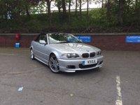 2002 BMW 3 SERIES 3.0 330CI SPORT 2d AUTO 228 BHP £3600.00