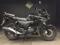 2013 HONDA CBF 125 M-D. 2013. 5354. GOOD CONDITION. SERVICED. £1750.00