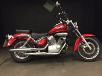 2002 SUZUKI VL 125 VL 125 INTRUDER. 02. 7076. HONDA SHADOW. VGC. SERVICED £1995.00