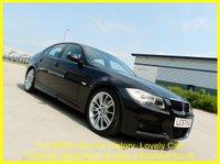 2007 BMW 3 SERIES 2.0 318I M SPORT 4d 148 BHP £6000.00