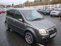 2009 FIAT PANDA 1.4 100HP 5d 99 BHP £4250.00