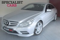 2012 MERCEDES-BENZ E CLASS 2.1 E250 CDI BLUEEFFICIENCY S/S SPORT 2d AUTO 204 BHP £17995.00