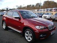 2009 BMW X6 3.0 XDRIVE35D 4d AUTO 282 BHP £21750.00