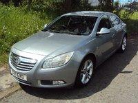 2011 VAUXHALL INSIGNIA 2.0 SRI CDTI 5d 158 BHP £5590.00