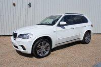 2012 BMW X5 3.0 XDRIVE30D M SPORT 5d AUTO 241 BHP £27250.00