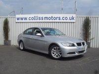 2008 BMW 3 SERIES 2.0 320D ES 4d AUTO 174 BHP £6999.00