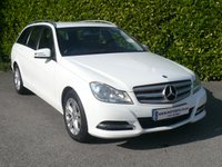 2013 MERCEDES-BENZ C CLASS 2.1 C220 CDI BLUEEFFICIENCY EXECUTIVE SE ESTATE AUTO 168 BHP £14580.00
