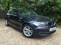 2008 BMW 1 SERIES 1.6 116I SE 3d 121 BHP £6489.00
